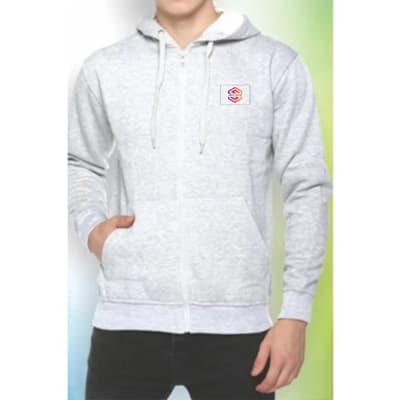 Hoodie Sweatshirt Zero Degree - Customized With Logo