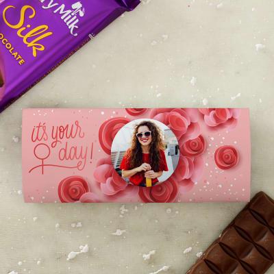 It's Your Day Personalized Cadbury Silk