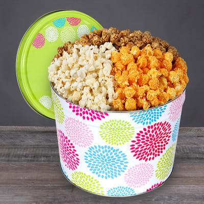 Jubilee Popcorn Tin - Traditional 2 Gallon