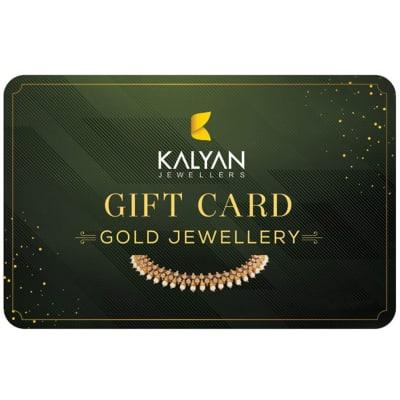 Kalyan Gold Jewellery Rs.1 EGV