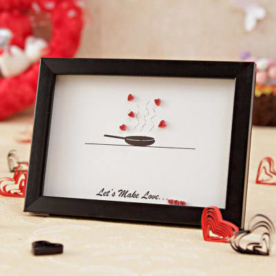 Let\'s Make Love Frame: Gift/Send Home and Living Gifts Online ...