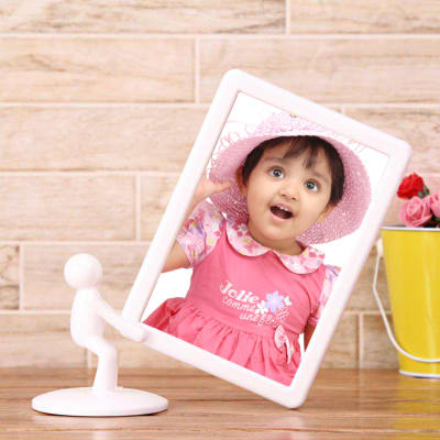 Photo frames buy send photo frames online india igp lifted dual sided personalized photo frame negle Image collections