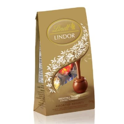 Lindt Lindor Assorted Chocolate Pack