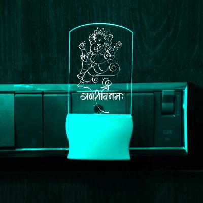 Lord Ganesha Decorative LED Lamp