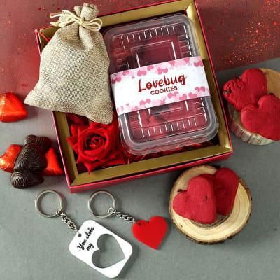 Love Hamper for Valentine's Day