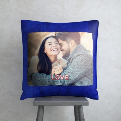 Cushions Covers Buy Cushions Covers Online Gift Delivery In Mesmerizing Personalised Pillow Covers India