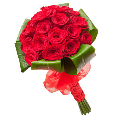 Love scepter bouquet