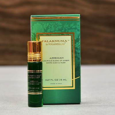 Luxurious Blend Of Amber,White Oudh & Musk For Men
