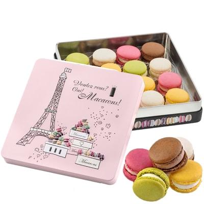 Macaron's gift box Voulez Vous