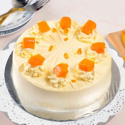 Mango Cake (1 Kg)