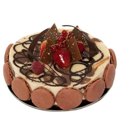 Marble Cake Half Kg