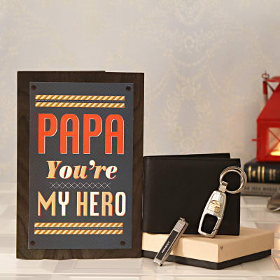 Men accessories with greeting card for dad giftsend fashion and men accessories with greeting card for dad m4hsunfo