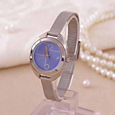 Metal Strap Wrist Watch By Fastrack