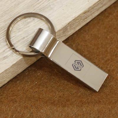 Metallic Pendrive 14GB - Customize With Logo