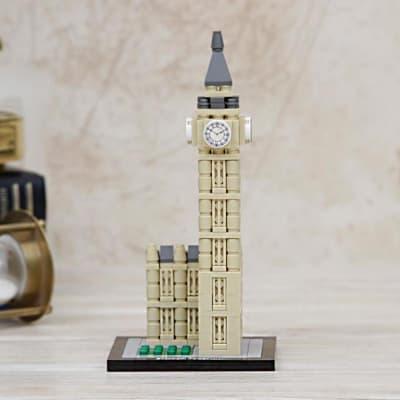 Mini Elizabeth Tower Assembly Set