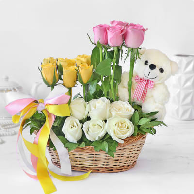 Birthday Flowers Send Happy Birthday Flowers Bouquet Online