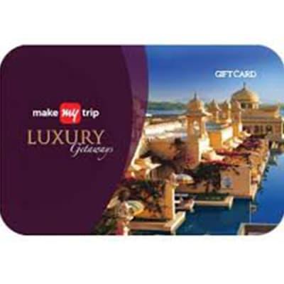 MMT Luxury Getaways E-Gift Card