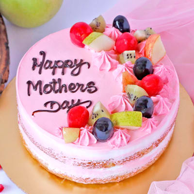 Mother's Day Special Mix Fruit Cake (1 Kg)
