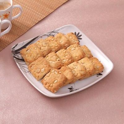 Mr Brown Crispy Cashewnut Cookies