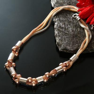 Multi String Neckpiece