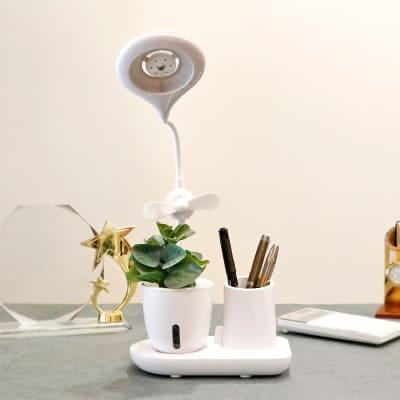 Multifunctional LED Desk Lamp