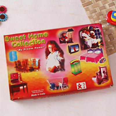 My Sweet Home Kitchen Set For Girls Gift Send Toys And Games Gifts