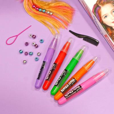 Non-Toxic Hair Chalk Pens for Girls