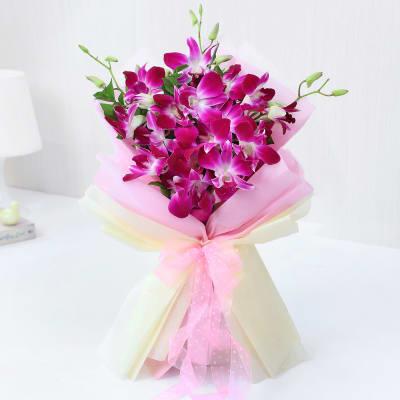 Opulent Orchids Bouquet