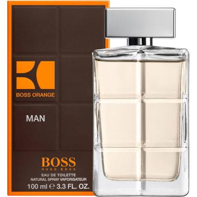 ORANGE BY HUGO BOSS FOR MEN EDT 100ML
