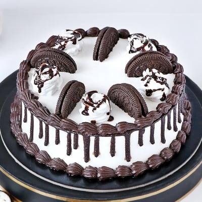 Oreo Drip Cake 2 Kg