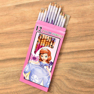 Pack of 12 Color Pencils