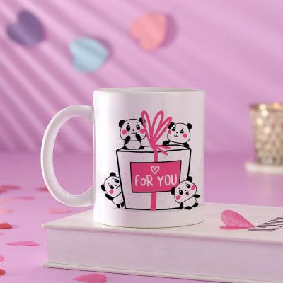 Panda Design Personalized Mug