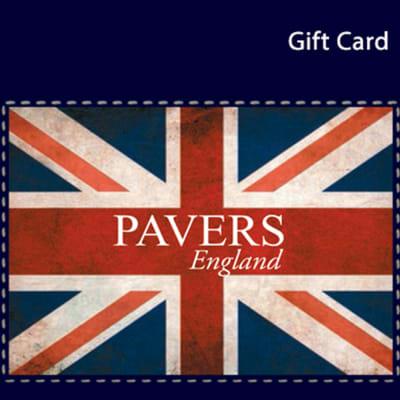 Pavers England E-Gift Card