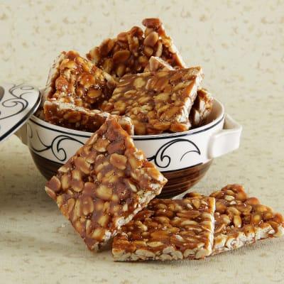 Peanut Chikki (500 gm)