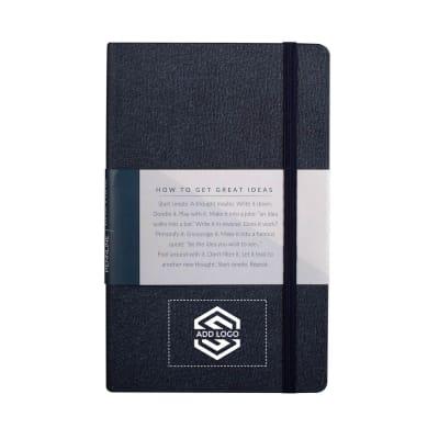 Pennline Notebook A5 Hard Bound Marine