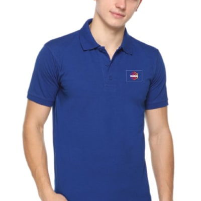 Performance Polo T-Shirt Titlis - Customized With Logo