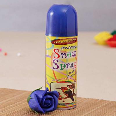 Perfumed Blue Snow Spray