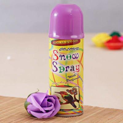 Perfumed Purple Snow Spray
