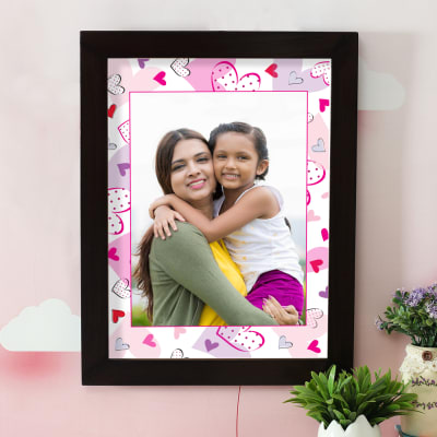 Personalized A3 Photo Frame for Mom