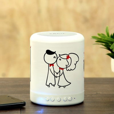 Personalized Cute Love Bluetooth Speaker