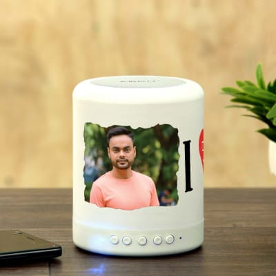 Personalized Dad Special Mood Lamp Lead Speaker