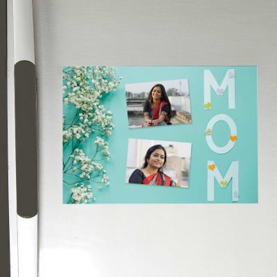 Personalized Fridge Magnet For Mom