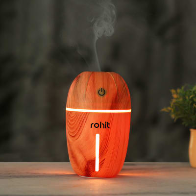 Personalized Humidifier & Aroma Diffuser
