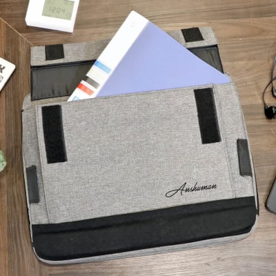 Personalized Laptop Stand Cum Bag