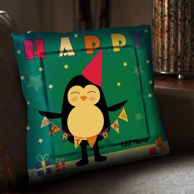 Personalized LED Cushion for Birthday