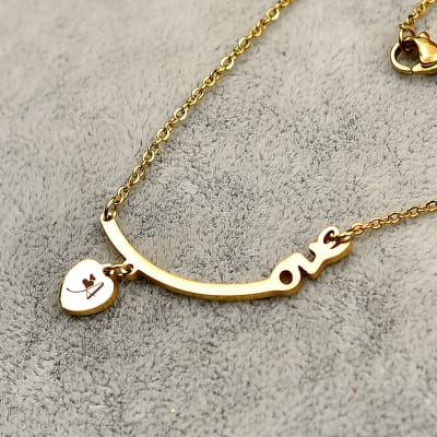 Personalized Necklace for Your Loved One