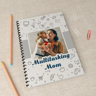 Personalized Notebook for Mother