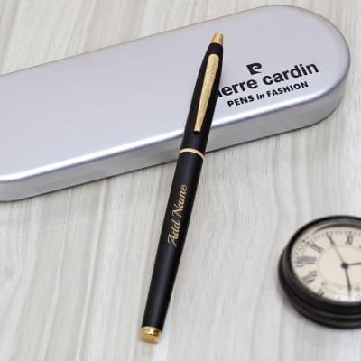Personalized Pierre Cardin Kriss Fountain Pen