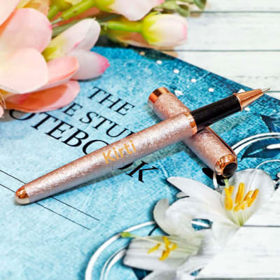 Personalized Premium Ball Pen with Textured Body