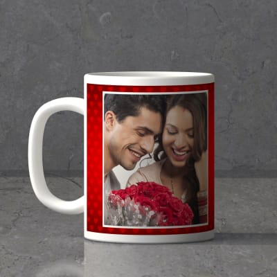 Personalized Romantic Ceramic Mug